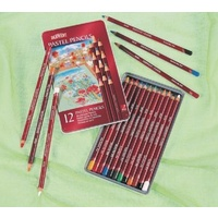 Derwent Pencil Pastel R32991 Derwent R32991 - tin 12