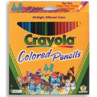 Pencils Crayola Colour 48 Full Size 684048 - pack 48