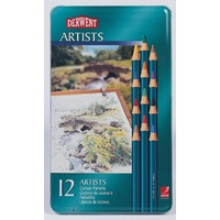 Derwent Coloured Pencils Artist [a] 12 R32081 - set 12