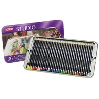 Derwent Pencils Coloured Pencils Studio R32198 - pack 36