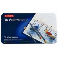 Derwent Coloured Pencils Watercolours 36 R32885 - pack 36
