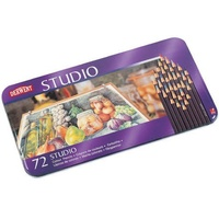 Derwent Pencils Coloured Pencils Studio R32200 - pack 72