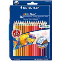 Watercolour Pencil Staedtler Aquarell 14410ND36 Pack 36