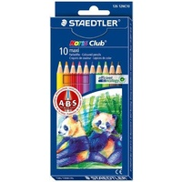 Pencil Maxi Learner Ass 823C10N now 12612NC10 - pack 10