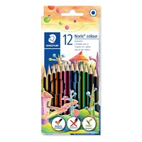 Pencil Staedtler Noris Club 144NC12 Coloured - pack 12