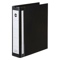 Ringbinder A4 2/50/d ring Black Blue Green or Red Marbig 59120 Enviro - each