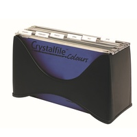 Desk Toppers Crystalfile Enviro Desktop Filer - 8108502