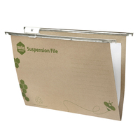 1. Suspension Files FC Marbig complete bx50 Nylon runners 81007C Enviro Box 50 with Tabs & Inserts