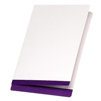 Avery 42537 Lateral File Legal White Purple Mylar End Tab Box 100