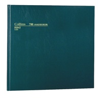 Account Book 700 series Feint Collins 13301 - each
