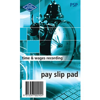 Pay Slip Pad Zions PSP - pack 10