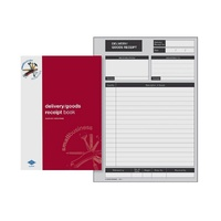 Delivery Goods Receipt Book Zions Small Business Essentials SBE4 - each