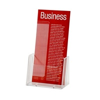 Brochure Holder 1/3 A4 DL 1 compartment C104 Taymar 31039 - each