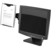 Copy Holders Monitor Mount Fellowes 80333
