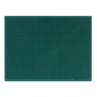 Cutting Mat A2 Linex CM4560 Green - each Self-Healing Cutting Mats With Mm Grid On One Side.