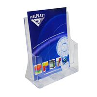 Brochure Holder A4 1 compartment I550 - each
