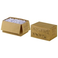 Shredder Bags Recyclable Rexel For RLX Auto 100 Pack 20 2102577