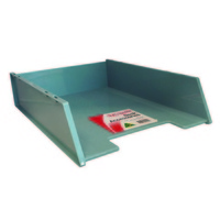 Document Tray SWS Mk2 Stackable Misty Blue