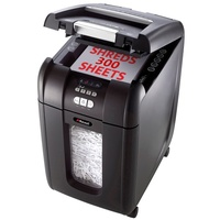 Rexel Stack & Shred Auto +300x Office Shredder - each