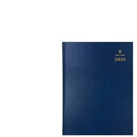 Diary 2018 Sterling A53 384 A5 WTO BLUE 384P59 Collins - each