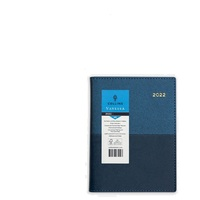 Diary 2018 VANESSA A61 165 A6 1 Day to page WIRE-O BOUND 165V33 ASSORTED COLOURS Collins