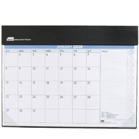 Desk Pad Deluxe 2018 512x376mm 10552 Planners Sasco