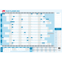 **sold out for 2017 Year Planner 2018 A2 Sasco STD wall planner boards 10590 ** no back orders