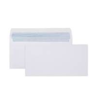 DL Envelopes 110x220 Strip Seal Secretive Box 500 Cumberland 603313/15590 NO WINDOW