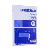 Envelopes 229x162 C5 White PS Peel N Seal - pack 25