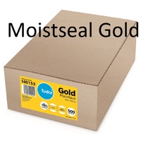 Envelopes 190x130 Small Pocket Gold Gummed Moistseal Tudor 140153 - Box 500
