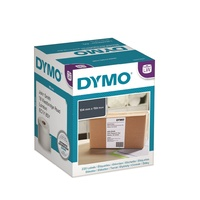 Dymo SD0904980 Extra Large Shipping Label 104mm x 159mm Box 220