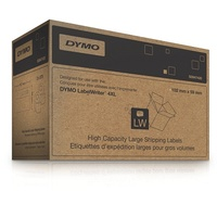 Dymo SD0947420 Labelwriter Label High Capacity 59 x 102mm Pack of 2