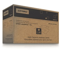 Dymo SD0947410 Labelwriter Label High Capacity 28 x 89mm Pack of 2