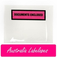 Labelopes Document Enclosed Quik Stik - box 500
