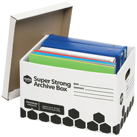 Archive Box Marbig 80036 Heavy Duty Super Strong - box 12