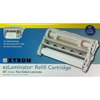 Cold laminating cartridge Old School CS9 now Xyron ez 0402558  item not stocked and is a buy in -