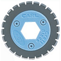 Carl Cutting Blade B02 Perforating Blade DC212 DC218 PRT100 CC10 - 3 sheet cutting capacity Paper trimmers
