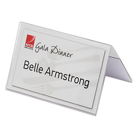 Name Plate and Card Small Marbig 90035 - box 50