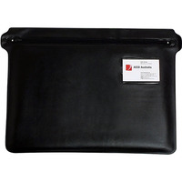 Convention Case PVC 450 x 305mm with Zip Marbig 9007002 Black