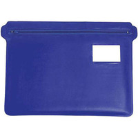 Convention Case PVC 450 x 305mm With Zip Marbig 9007001 Blue