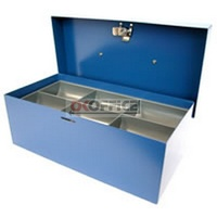 Cash Box 10 inch Standard Blue Concord 374108 Size 260 x 133 x 90mm