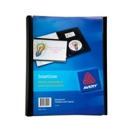 Binding Cover Smart Cover A4 Avery Translucent - Pack 10