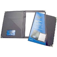Waterville Pad and Note Holder A4 Black WZ14A4 - each