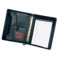 Sales Binder Waterville Executive Black W35A4BLACK - each