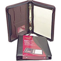 Sales Binder Waterville Executive Burgundy W35A4BURGANDY - each