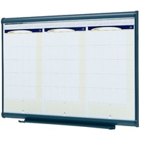 Calendar Planner Prestige 900 x 600mm 3 Month QTCMP32 - this item is a buy in