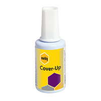 Correction Fluid Marbig Cover Up 20ml 89000 Pack 20