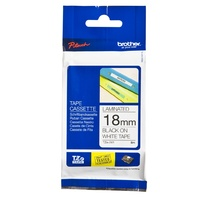 Brother TZe241 18mm x 8m Black On White Brother TZ-241 P-Touch - each