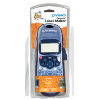 Dymo Letratag Labelmaker LT100H With Tape Handheld Label Printer - Blue SD911100
