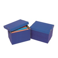 Archive Sto Aways Corrugated Box Marbig 8002499 Pack 2